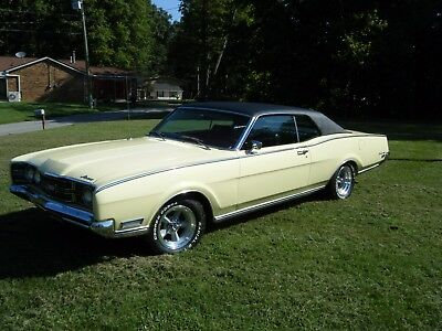 1969 Mercury Montego MX 1969 mercury montego MX 2-door hardtop showroom condition