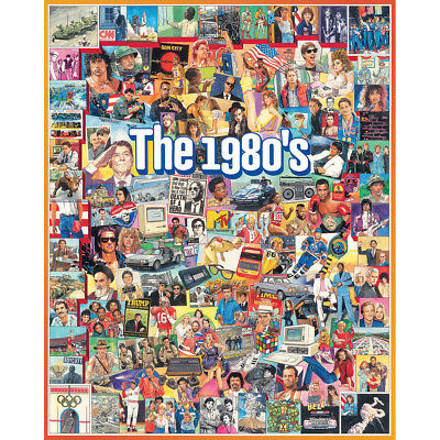 "Jigsaw Puzzle Ultimate Trivia 1000 Pieces 24""X30"" WM868"