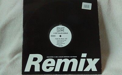 A Guy Called Gerald ‎– Voodoo Ray - Rare vinyl 12""""