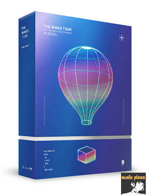 Bts 2017 Live Trilogy Episode Iii The Wings Tour In Seoul Concert Dvd, Poster