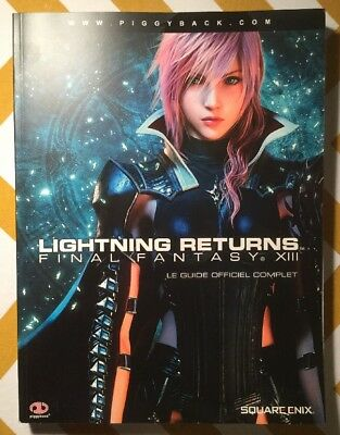 Guide Lightning Returns Final Fantasy XIII