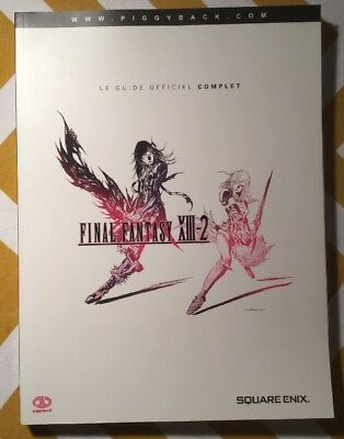 Guide Final Fantasy XIII-2