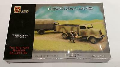 Pegasus 7610 Military Museum Collection German Army Trucks Wehrmacht LKW WWII