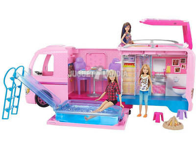 Barbie Supercaravana Mattel FBR34