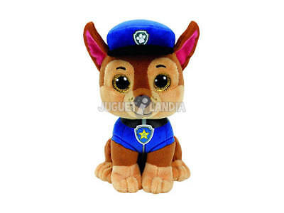 Peluche Patrulla Canina Chase Ty