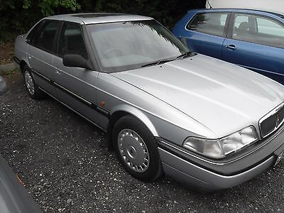 Classic Rover 820 Si Saloon Auto 1993 L Only 57000 Miles Full Vosa History Mot18