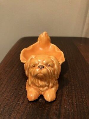 Sylvac pekinese ashtray model 2438