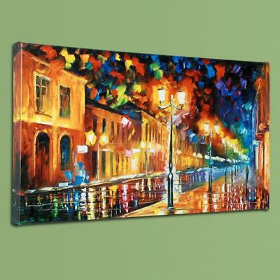 """Leonid Afremov """"Infinity"""" Limited Edition Gallery Wrapped Canvas Giclee"""