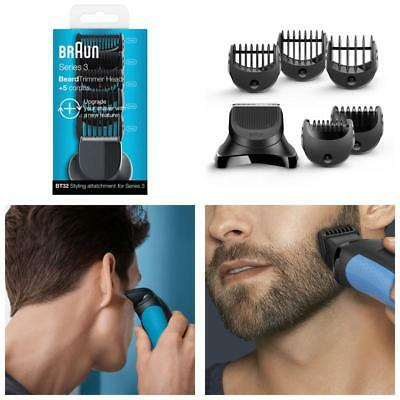 Braun Bt32 Series 3 Electric Shaver Beard Trimmer Attachment Series 3 Shave With