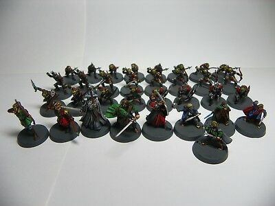 Lord of the Rings Miniatures Heroes and Goblins Games Workshop Lot
