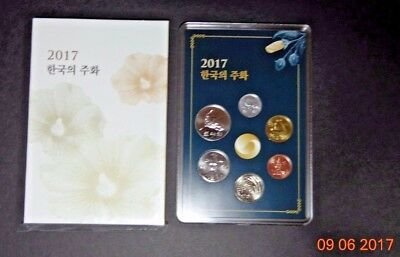 2017 Bank of Korea Mint Coin Set ~ Last One!