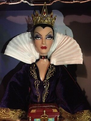 Limited Edition Doll Disney 🖤🖤 Evil Queen 🖤🖤 Snow White 🖤🖤 Edition limitée