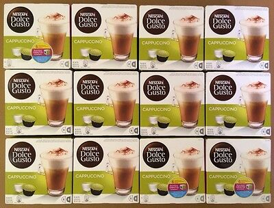 12 caf au lait decaffeinato kaffee dolce gusto kapseln pads nescaf 3 75 pkg eur 44 95. Black Bedroom Furniture Sets. Home Design Ideas
