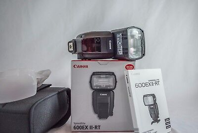 Canon Speedlite 600EX II-RT Shoe Mount Flash for Canon