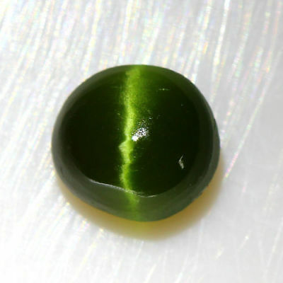 1.20 Cts_Wow !!!! Amazing Hot Sale _100 % Natural Kornerupine Cat's Eye