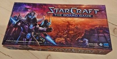 Original Starcraft - Brettspiel (engl. Originalversion von Fantasy Flight Games)