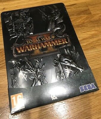 Total War Warhammer 2 Limited Edition PC - New, Sealed!