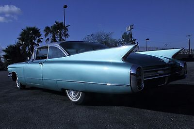 1960 Cadillac DeVille  1960 Cadillac custom features new paint and interior