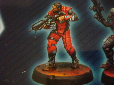 Infinity Icestorm Alguaciles model 1 Nomads metal new