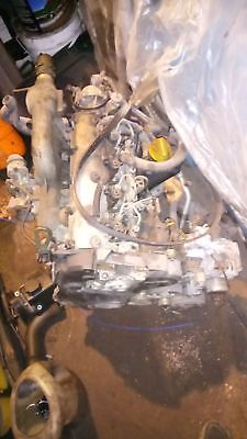 renault espace 1.9 engine with gearbox