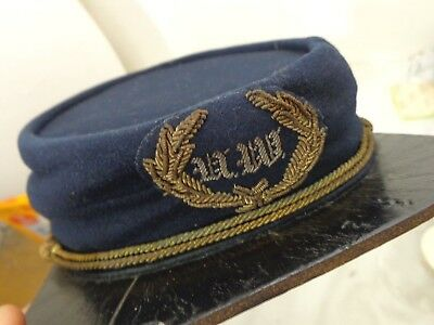 Rare Original 1800S Uw Union Civil War Soldier Kepi Uniform Hat Cap *nr*