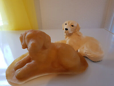Labrador Dog Ornament Latex Mould