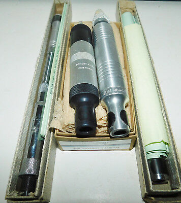 Pfingst & Co Air Tool For Wood Carving & Foredom 4 Pcs