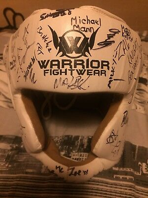 Waw Signed Head Guard