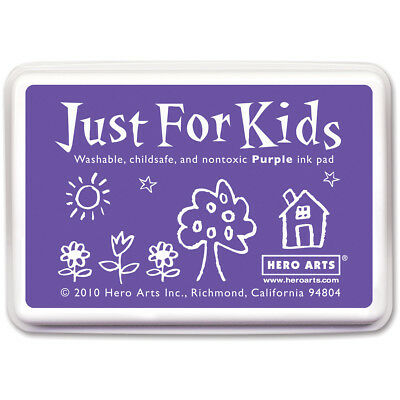 Hero Arts Just For Kids Inkpad Purple JFKINK-CS104