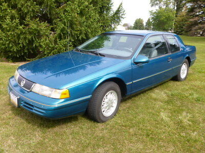 1993 Mercury Cougar  1993 Mercury Couger XR7, great condition, 55K miles, 2nd owner, garage kept