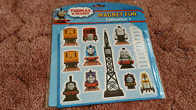 Thomas the Tank Engine Magnet Fun collection 1 - NEW