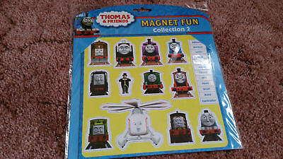 Thomas the Tank Engine Magnet Fun collection 2 - NEW