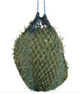 Large Horse Slow Feed Hay Net In Blue Orange Or Green **NEW (Back In Stock)
