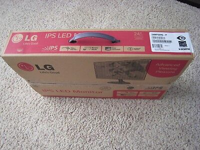"""LG 23.8"""" Widescreen LED IPS Monitor - Brand New in Unopened Box!"""