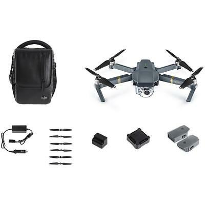 DJI Mavic Pro Fly More Combo Pack AU Stock