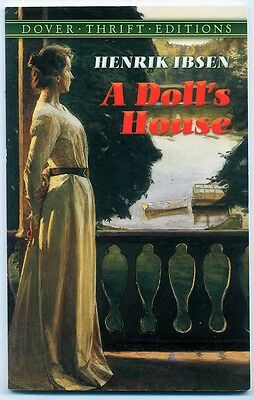 A DOLL's HOUSE - BY HENRIK IBSEN - ACTING SCRIPT - PAPER BOUND 1992