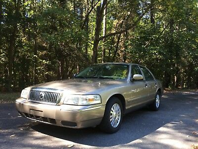 2006 Mercury Grand Marquis LS 2006 Mercury Grand Marquis LS