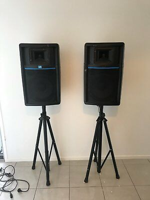 pa speakers with Stand