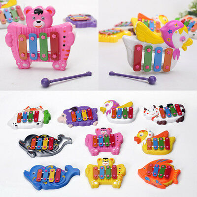 Fun Funny Toy Musical Animal Keyboard Piano play/Children/toddler 1PC