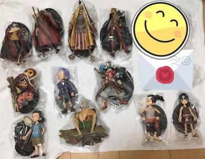 One Piece Figure Lot BANPRESTO