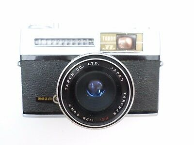 TARON JL 35MM CAMERA 40mm lens untested with film T43