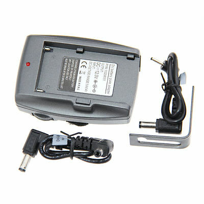 CAMVATE Power Supply BMCC BMPCC External Battery Holder for Sony F-970 Battery