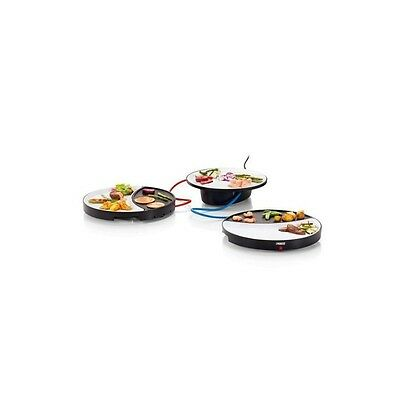 PRINCESS Ensemble dinner grill 2 plaques 2 x 300 W
