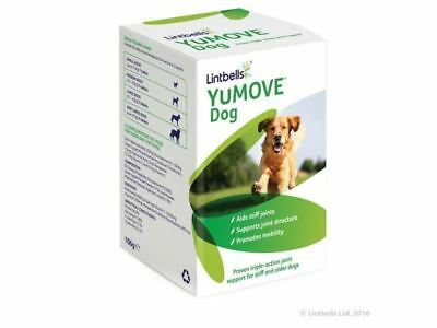(300 Tablets) Lintbells YuMOVE Dog Joint Supplement - New Stock!