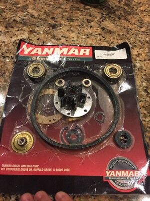 Yanmar Sea Water Pump/belt Kit