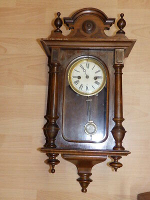 Small Wall Clock Only 23,5 Inch High