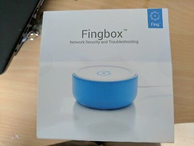 Fingbox Network Security & Troubleshooting Device - Uses Fing App