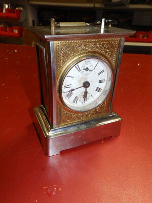 Junghans Alarm Clock With Musicbox For A Restauration