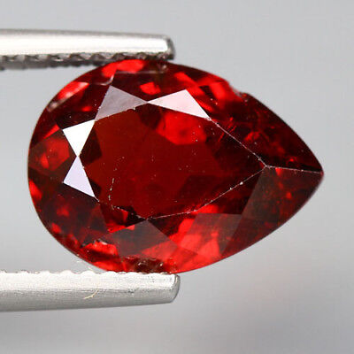 4.63 Cts_Glittering Fire_100 % Natural Unheated Spessartite Garnet_Srilanka