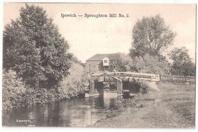 SPROUGHTON WATER MILL, IPSWICH, SUFFOLK by SMITHS